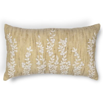 Warwick Indoor/Outdoor Cotton/Linen Lumbar Pillow