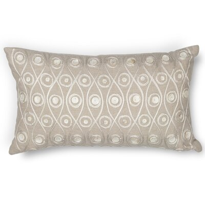 Lanoka Cotton/Linen Lumbar Pillow