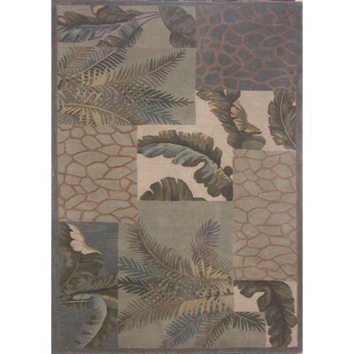 Agatha Hand-Tufted Wool Beige Sahara Area Rug