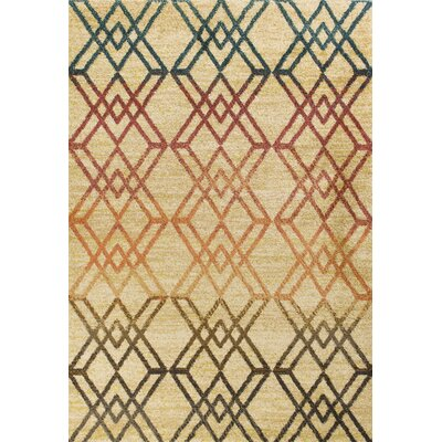 Brayden Brown Area Rug Rug Size: 710 x 112