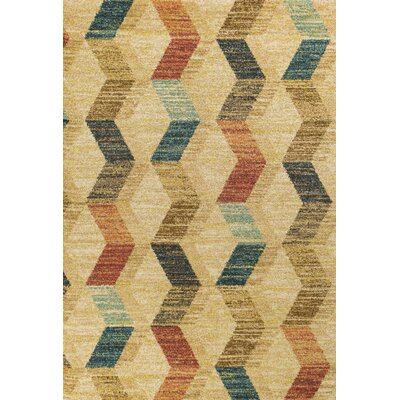 Brayden Sand Area Rug Rug Size: Rectangle 710 x 112