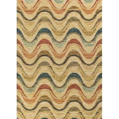 Brayden Sand Area Rug Rug Size: 710 x 112