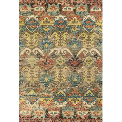 Holbrook Taupe Area Rug Rug Size: Rectangle 910 x 132