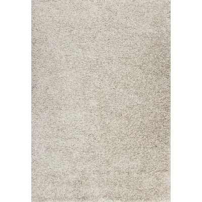 Crippen Heather Ivory Area Rug Rug Size: 33 x 53