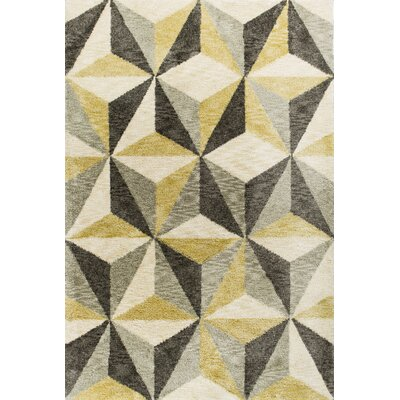 Sterling Ivory Visions Area Rug Rug Size: 5 x 7