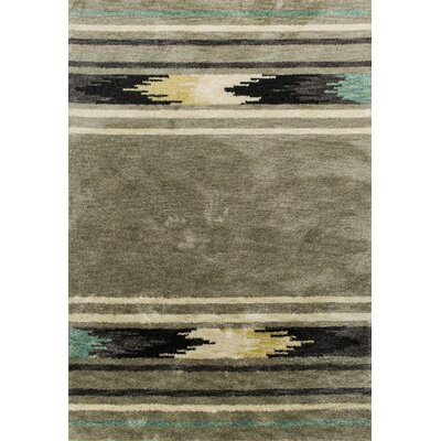 Caldwell Silver Sage Area Rug Rug Size: 33 x 53