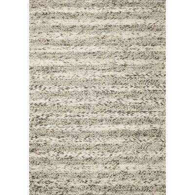 Sherwood Hand-Tufted Wool Gray Sherwood Area Rug