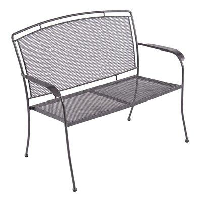 Gartenbank Classic aus Stahl | Garten > Gartenmöbel > Gartenbänke | Gray | Stahl - Metall - Rattan | Royal Garden