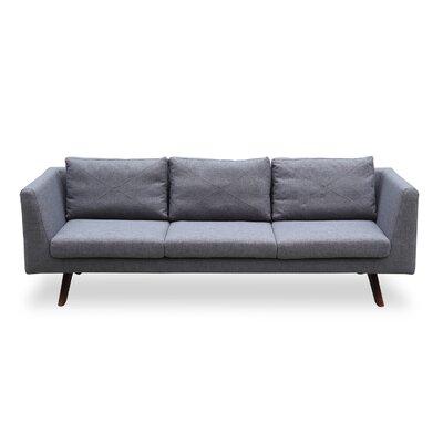 Catherine Mid Century Modern Sofa Upholstery: Kensington