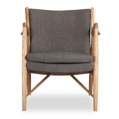 Copenhagen Arm Chair Color: Gosford