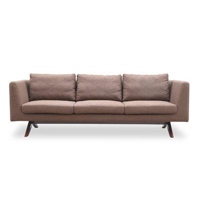 Catherine Mid Century Modern Sofa Upholstery: Kingsbury