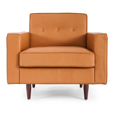 Potter Armchair Upholstery: Canyon