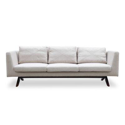 Catherine Mid Century Modern Sofa Upholstery: Mayfair