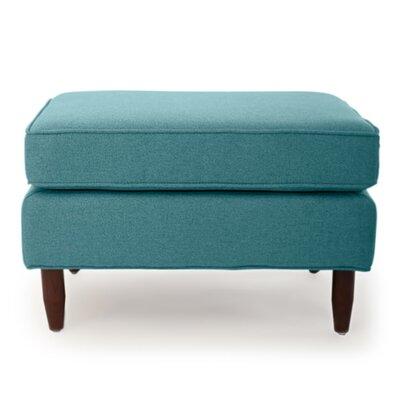 Mickey Storage Ottoman Color: Blue