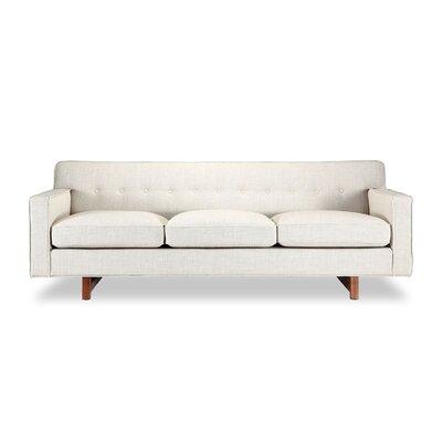 Dinger Mid Century Modern Classic Sofa Upholstery: Urban Hemp