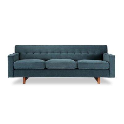 Kennedy Mid Century Modern Classic Sofa Upholstery: Neptune