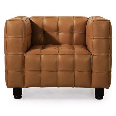Kubus Armchair Upholstery: Canyon