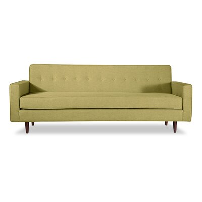 Mickey Mid Century Modern Sofa Upholstery: Olivine