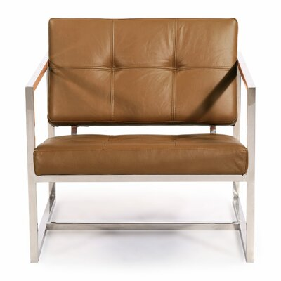 Cube Armchair Upholstery: Canyon