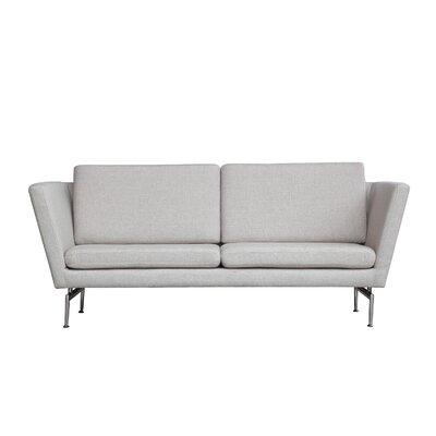 Vorgen Mid Century Modern Loft Sofa Upholstery: Mayfair