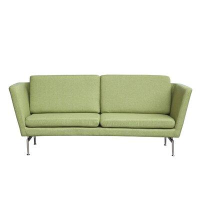Vorgen Mid Century Modern Loft Sofa Upholstery: Greenwich