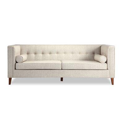 Jefferson Mid Century Modern Sofa Upholstery: Urban Hemp