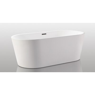 HelixBath Agora 68 x 32.25 Soaking Bathtub