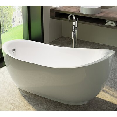 HelixBath Cyrene 71 x 35 Soaking Bathtub