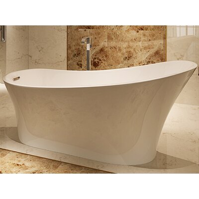 HelixBath Alexandria 67 x 31.5 Soaking Bathtub
