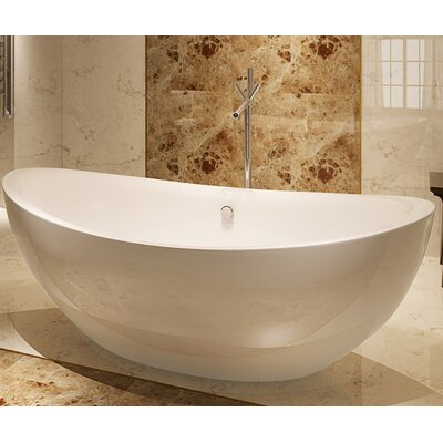 HelixBath Tholos 71 x 35.5 Soaking Bathtub