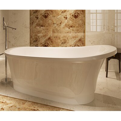 HelixBath Olympia 67 x 31.5 Soaking Bathtub