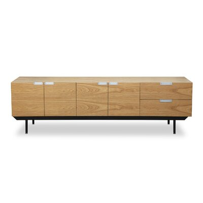 Structure Series Sideboard Finish: Natural Ash