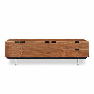 Structure Series Sideboard Color: Walnut