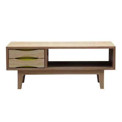 TV Stand Finish: Natural Ash