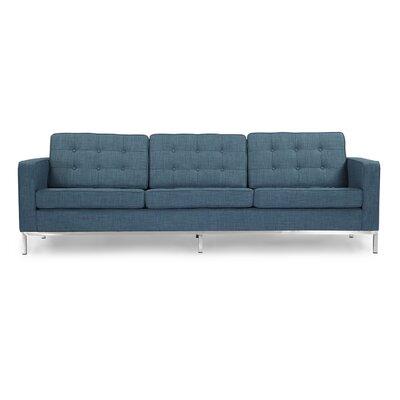 Modern Sofa Upholstery: Blue Curacao