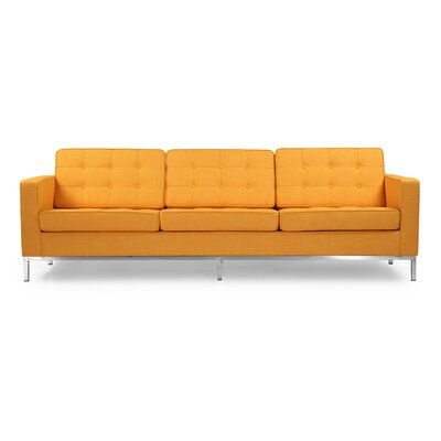 Modern Sofa Upholstery: Citrus Pop