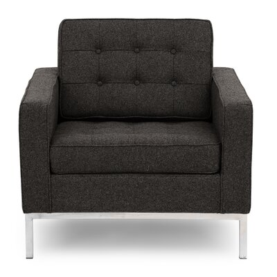 Modern Armchair Theme: Charcoal
