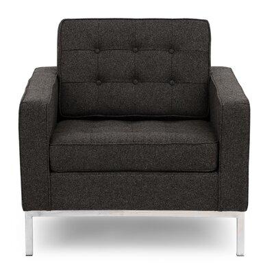 Modern Arm Chair Theme: Charcoal