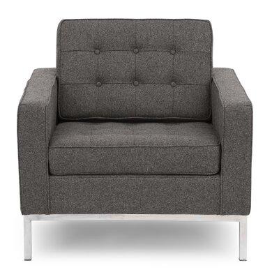Modern Armchair Theme: Cadet Gray