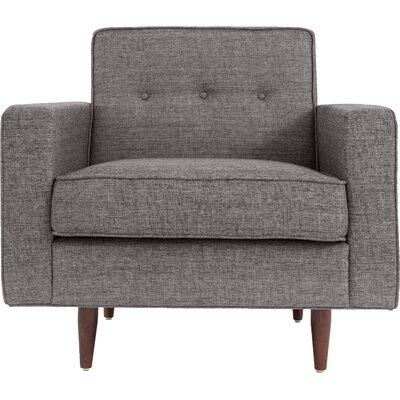 Potter Mid Century Modern Rectangular Armchair