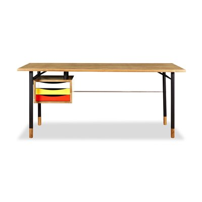 Learn more about Theory Drawer Writing Desk Product Photo