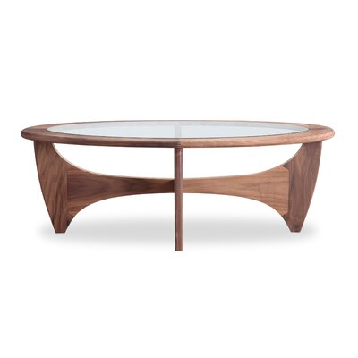 Mid-Century Modern G-Plan Coffee Table Finish: Walnut