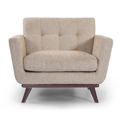 Luther Armchair Upholstery: Portobello