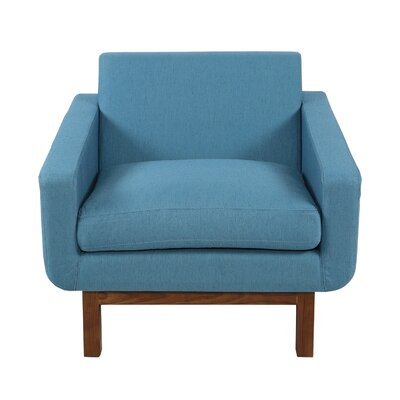 Stuart Armchair Upholstery: Urban Surf