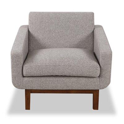 Stuart Armchair Upholstery: Urban Pebble