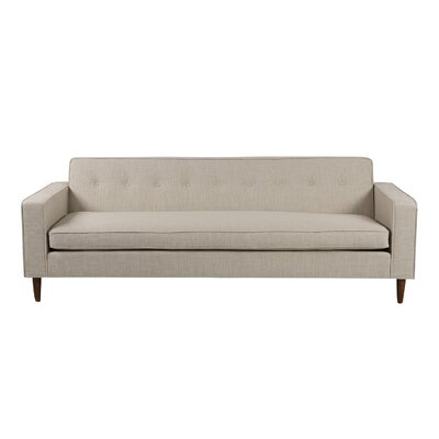 Potter Upholstered Sofa Upholstery: Urban Hemp