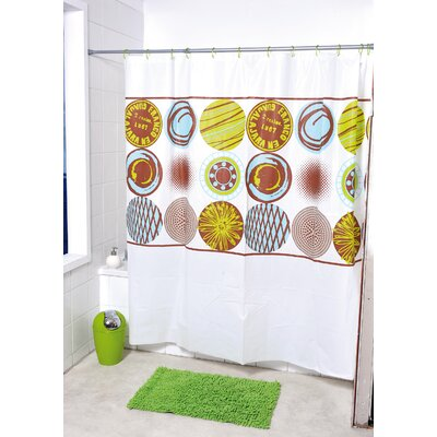 Maya Printed Shower Curtain