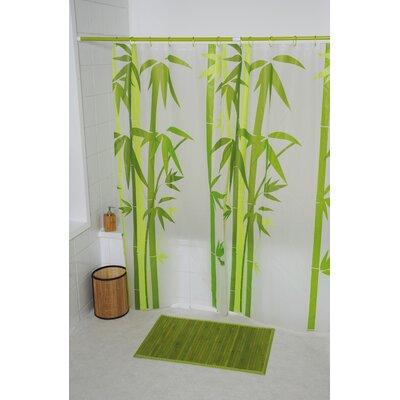 Ecobio Printed Shower Curtain