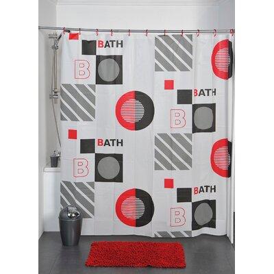Studio Printed Shower Curtain