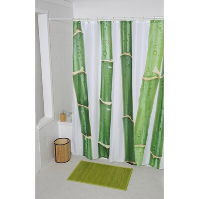 Ecobio Printed Shower Curtain